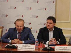 Андрей Назаров подвел промежуточные итоги работы Центра в первом полугодии 2017 года